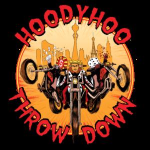 hoody hoo las vegas event logo